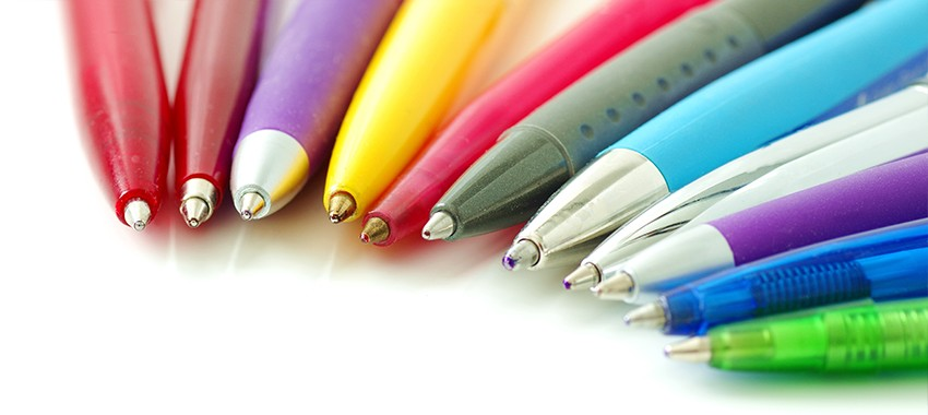 Yes, There's a Difference: Everything You Need to Know About Pens
